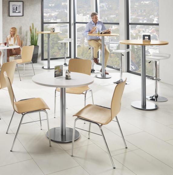 Kantine tafelsysteem ROND