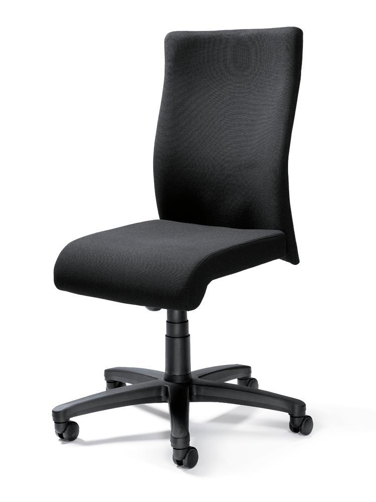 Extra Brede Bureaustoel.Bureaustoel Dv 10 Zonder Armleggers Kantoorinrichting En